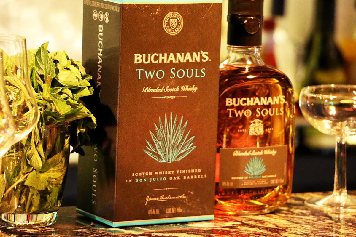 Buchanan's Two Souls