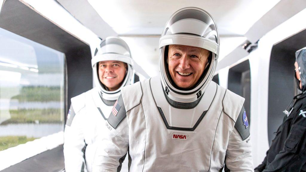 Doug Hurley & Bob Behnken