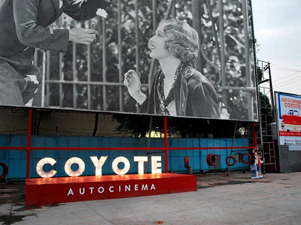 Autocinema Coyote Polanco
