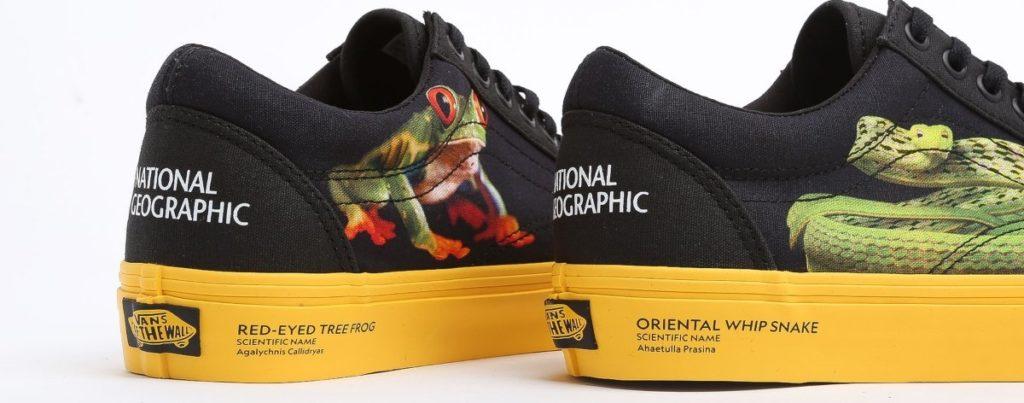 Colección Vans - National Geographic