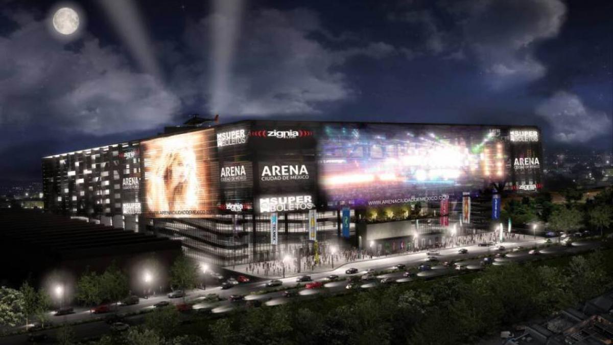 Arena Ciudad de México