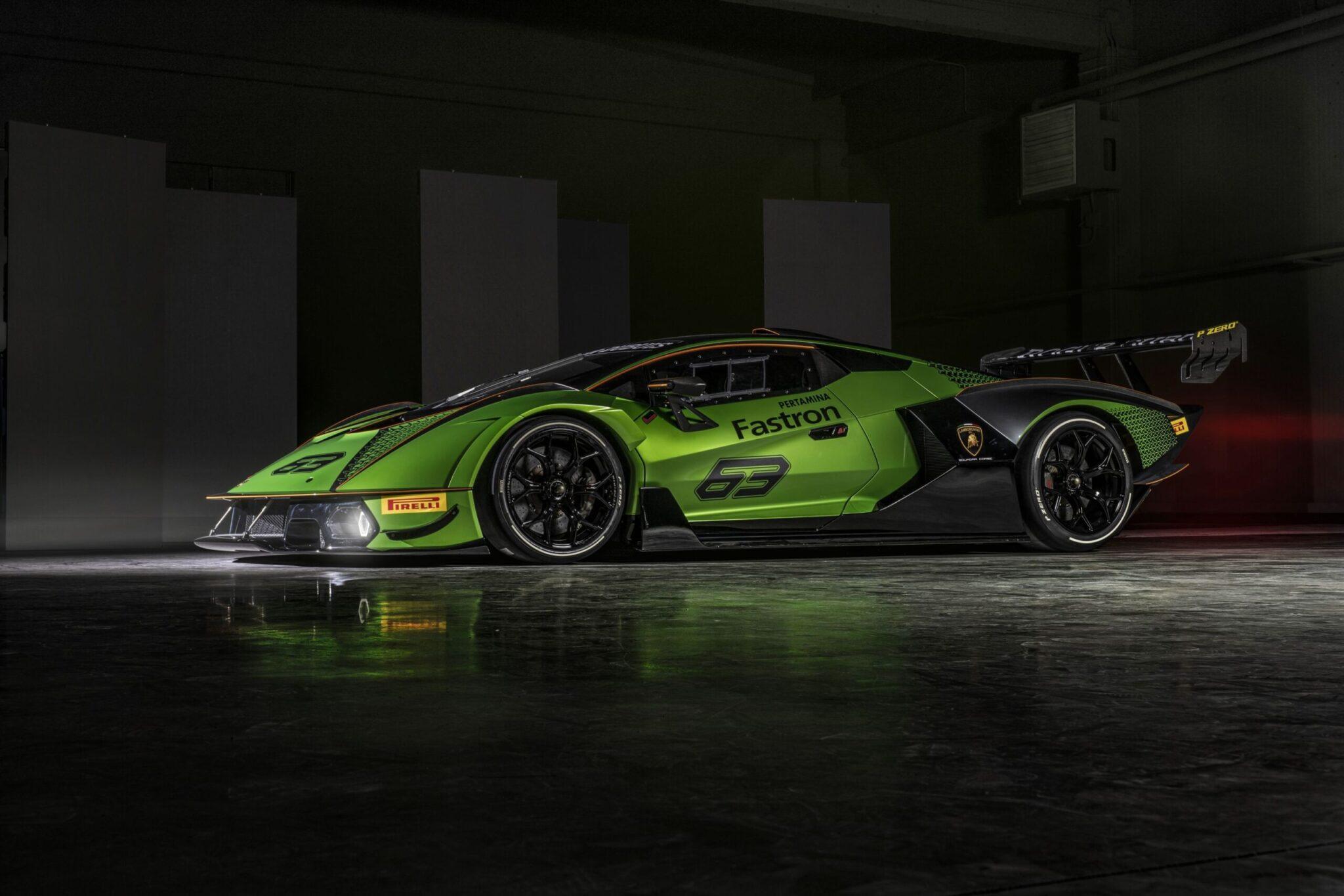 Lamborghini Essenza SCV12 hyper