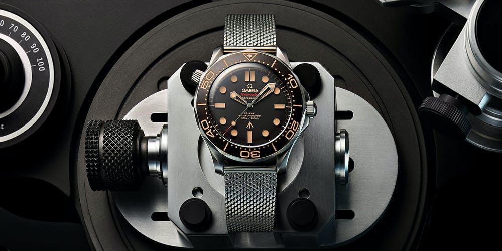 Seamaster Diver 300m Edición 007