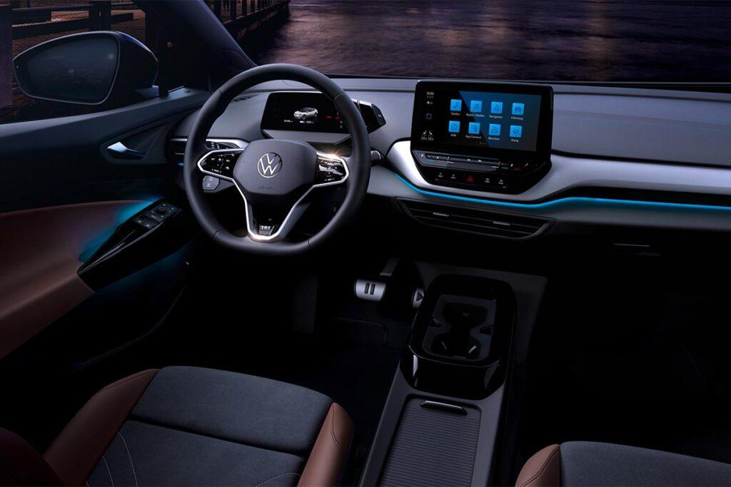 ID.4 - Volkswagen interior