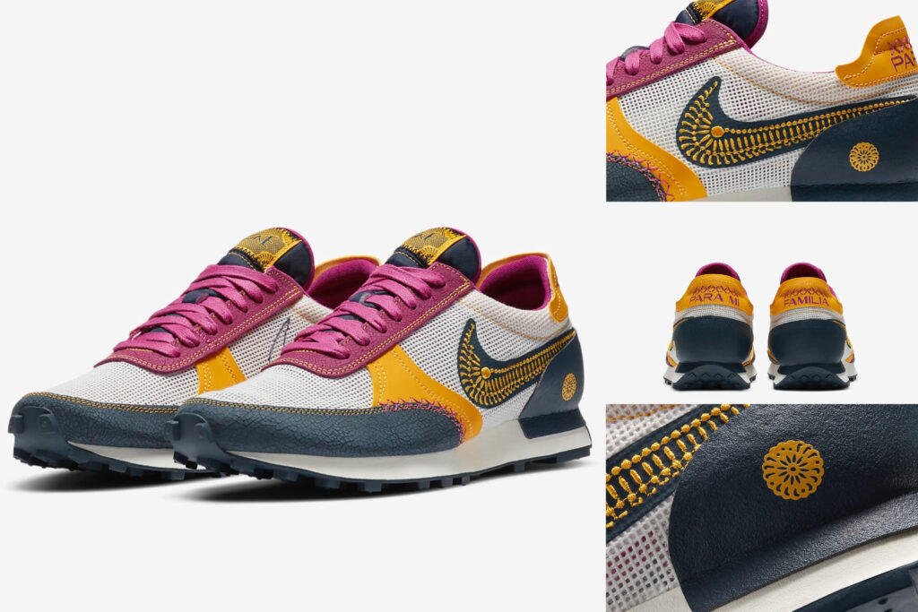 Nike X Día de Muertos