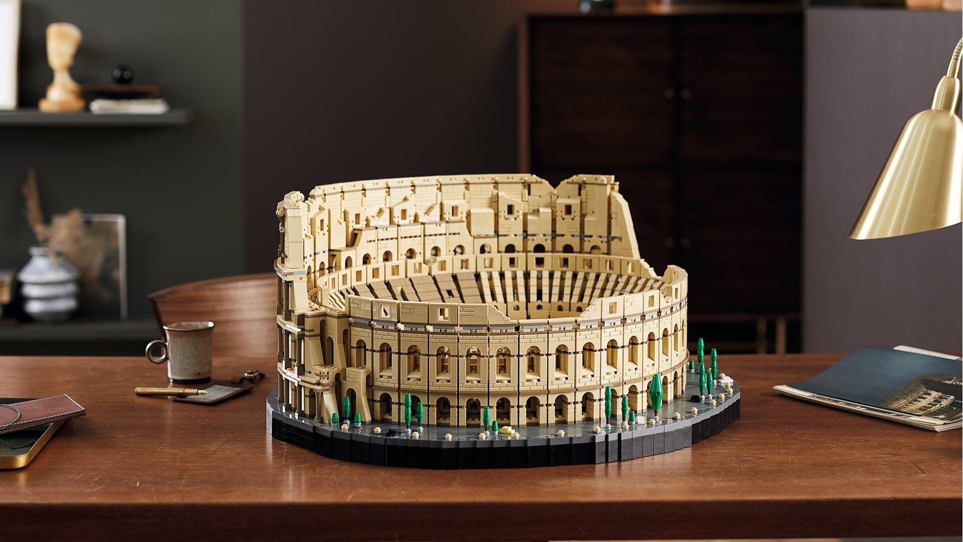 Set Coliseo Romano de LEGO
