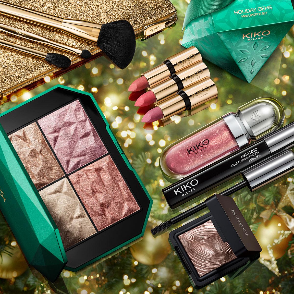Kiko Milano Holiday Gems