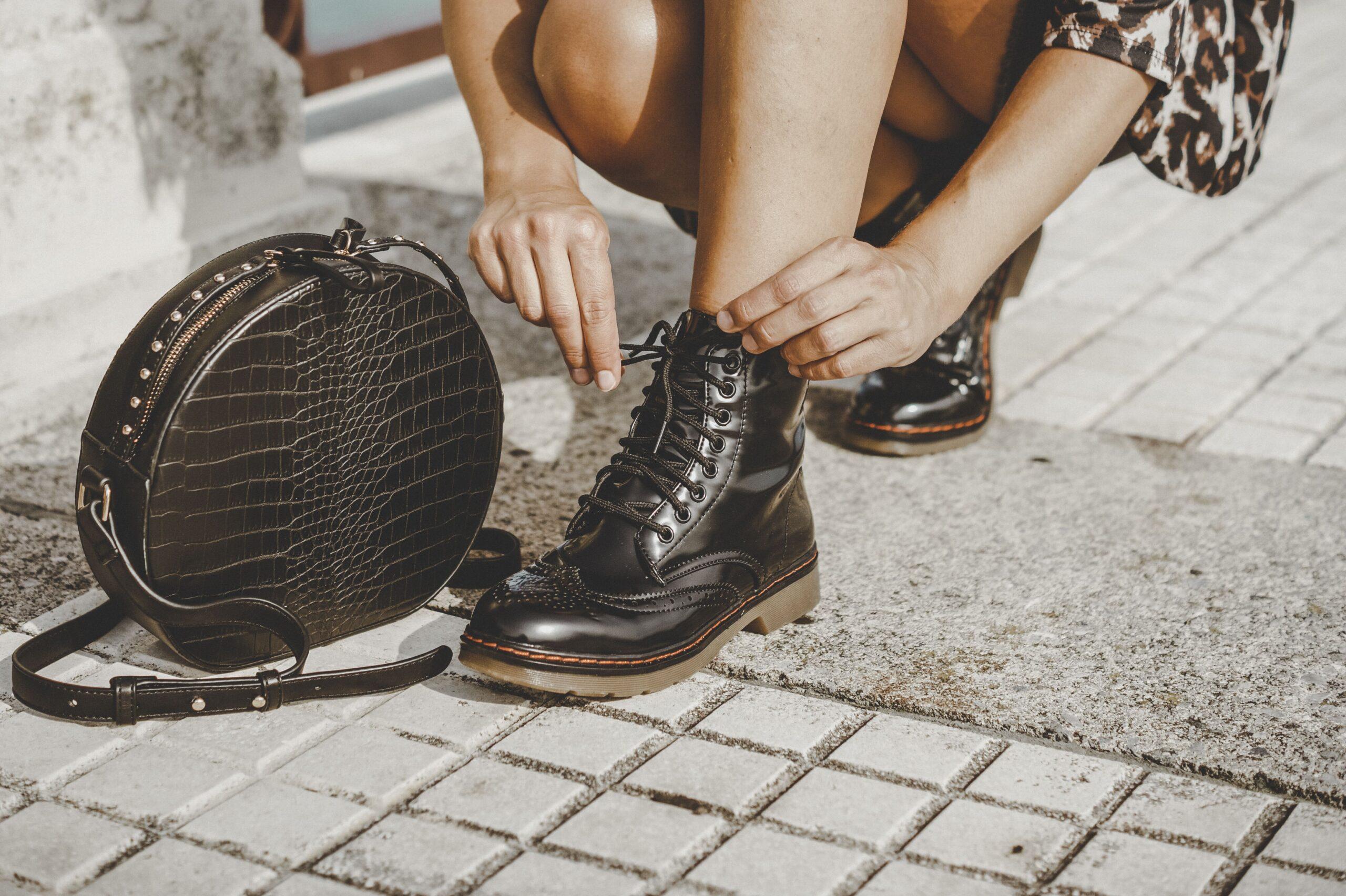 Cómo usar combat boots