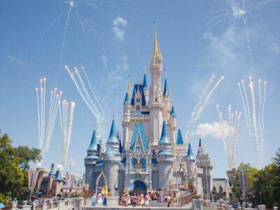 Castillos de Disney en el mundo