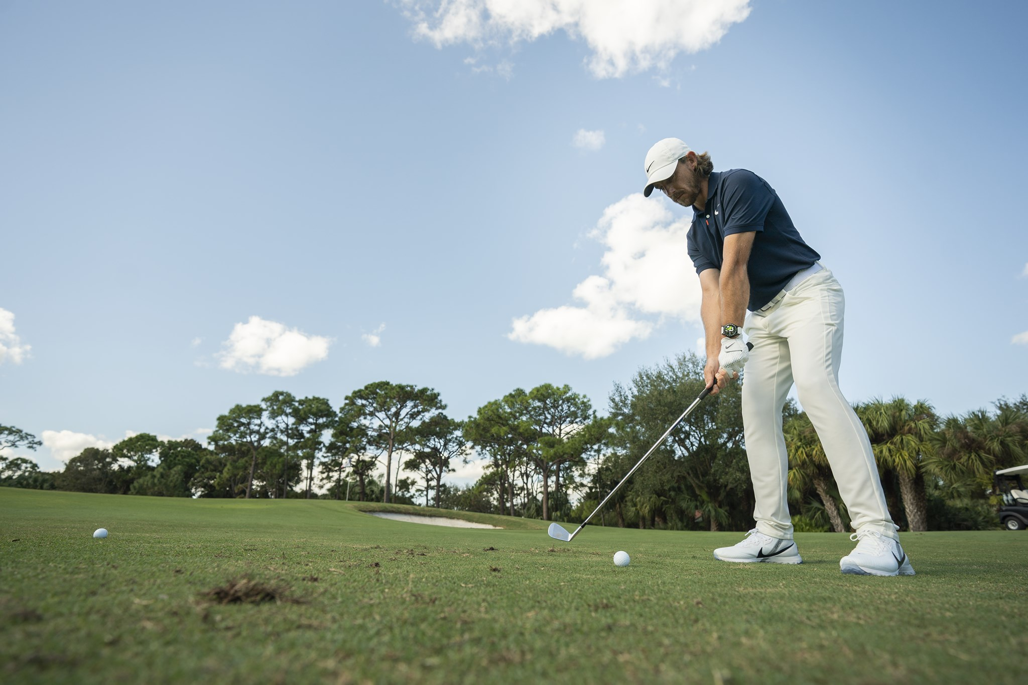 Tommy Fleetwood, embajador TAG Heuer