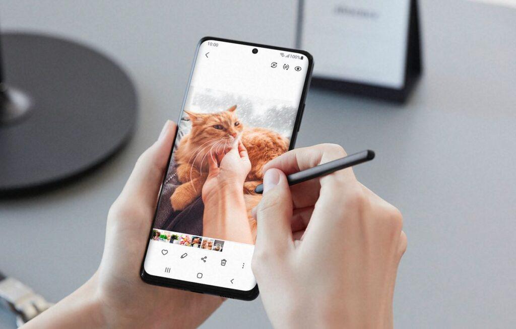 Samsung presentó los nuevos Galaxy S21