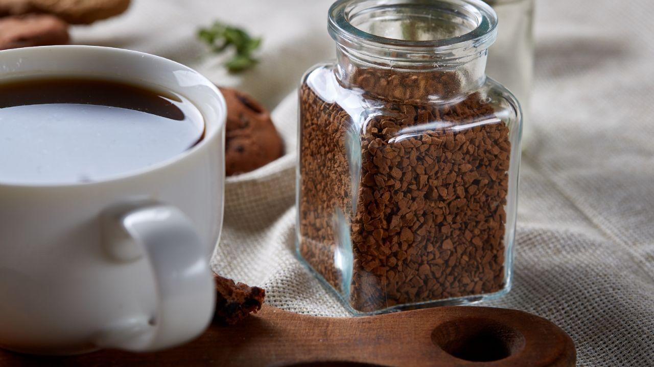 Marcas de café soluble