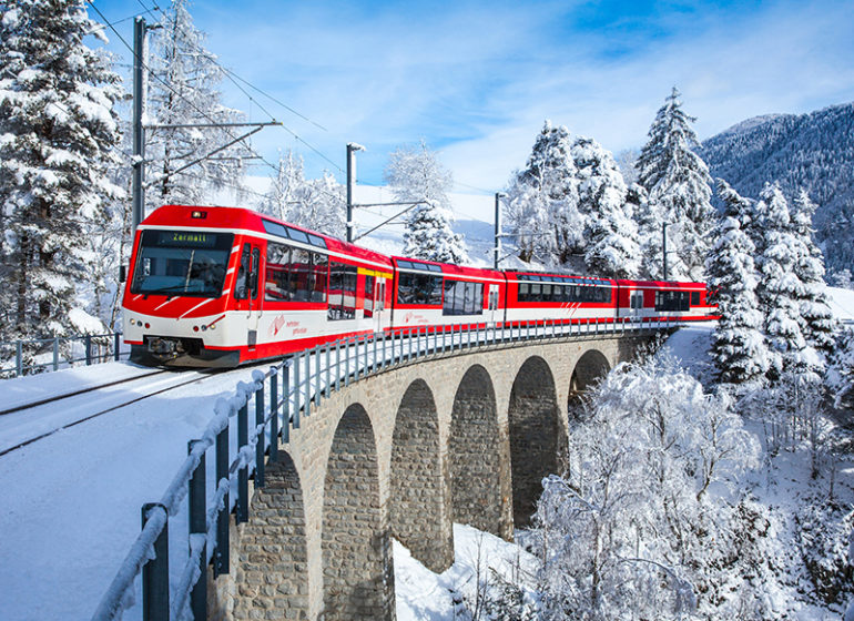 viajes en tren