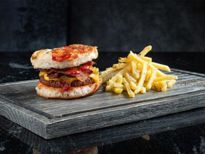 Focaccia Burger