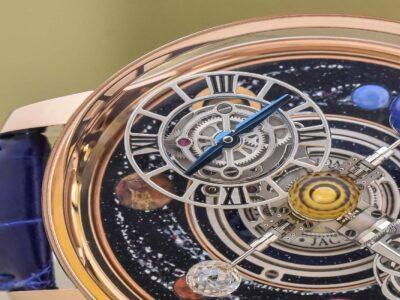 Jacob & Co Astronomia Tourbillon Rose Gold
