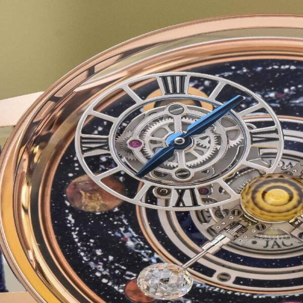 Jacob & Co Astronomia Tourbillon Rose Gold