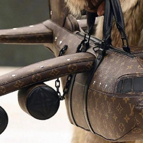 Louis Vuitton bolsa avión
