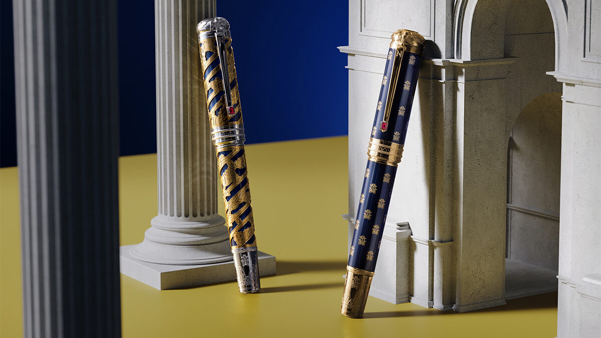 Montblanc Patron of Art Homage to Napoléon Bonaparte