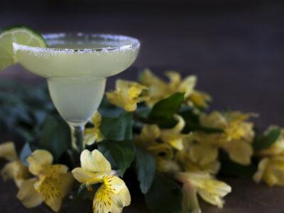 Cocteles de tequila para el 5 de mayo