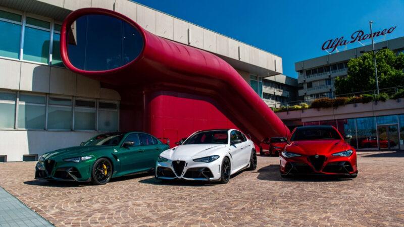 Alfa Romeo 111 aniversario