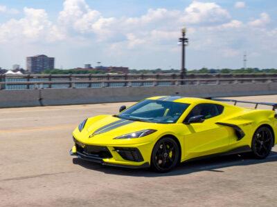 Corvette Stingray 2022