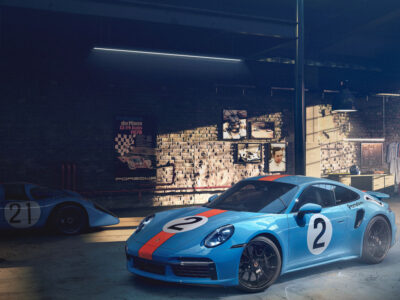 Porsche 911 Turbo S 'One Of a Kind'
