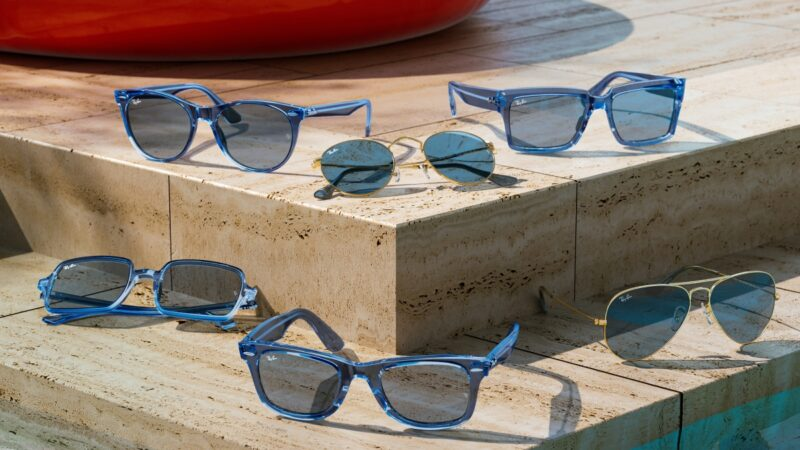Ray-Ban True Blue Collection