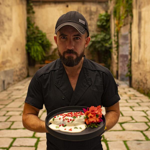 Chef Gerardo Quesada