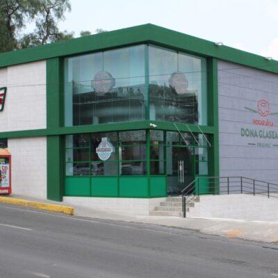 Teatro de donas Krispy Kreme Satélite