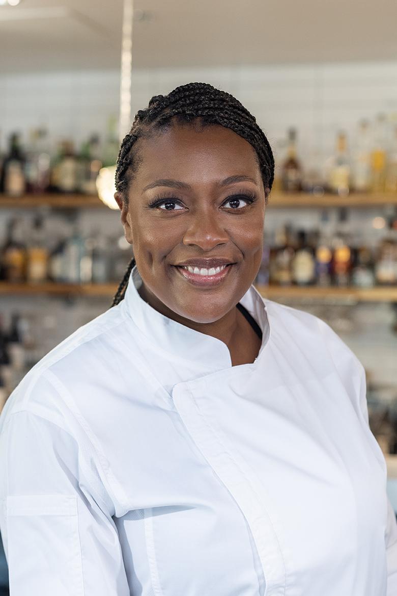 Chef Tiffany Derry