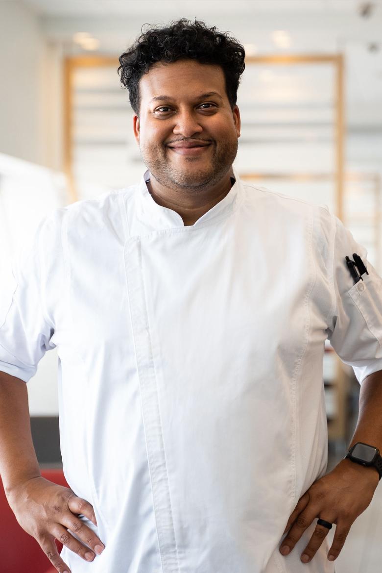 Chef Timon Balloo