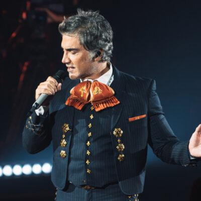 "Alejandro Fernández ""Serenata por México"""